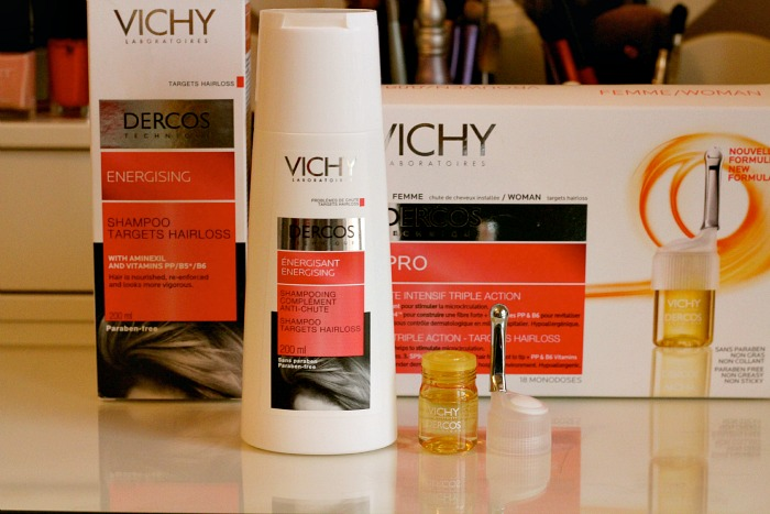 Vichy Aminexil Pro Treatment and Shampoo: Before/After Photos and Results
