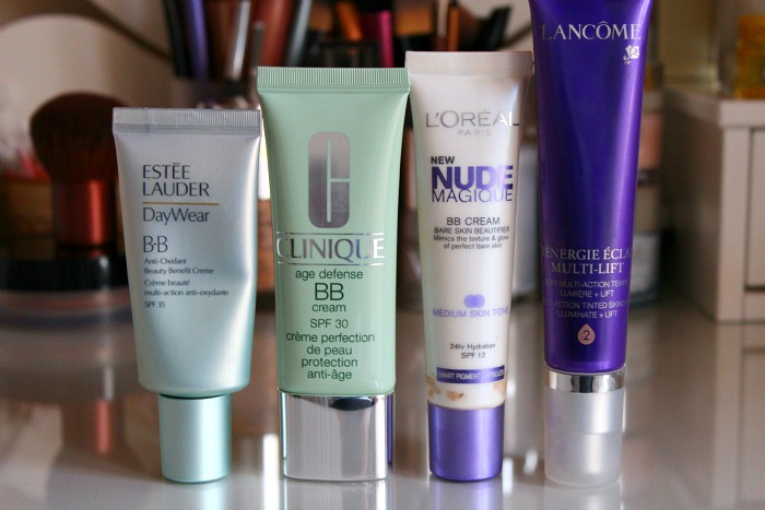 lancome or estee lauder skin care