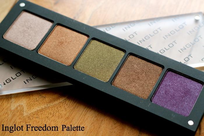 Inglot Freedom Palette