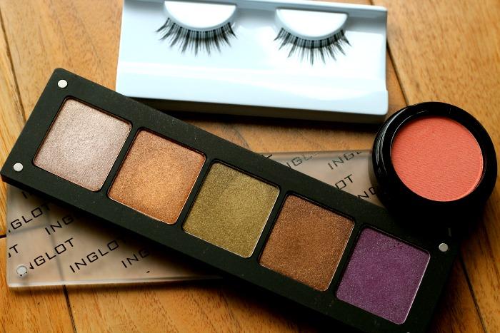 Inglot Makeup Haul