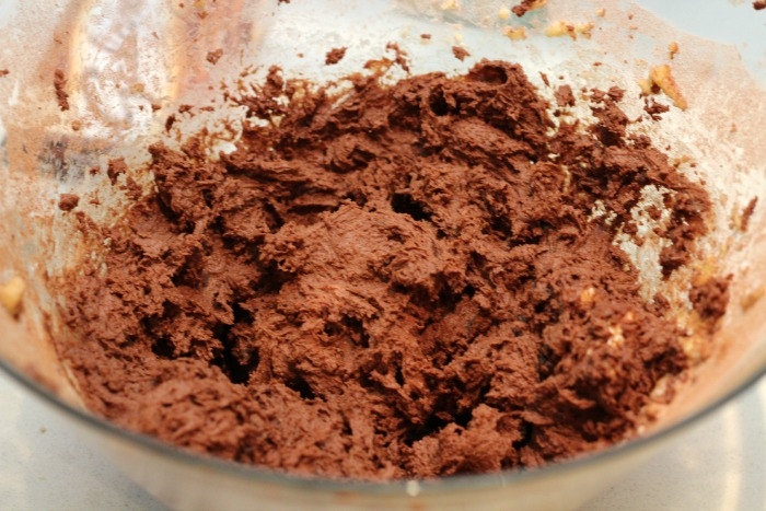 Triple Chocolate Cookie Dough