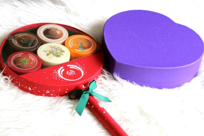 The Body Shop Christmas Sets