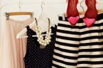 New in my closet: H&M x Glamour Clothes Haul