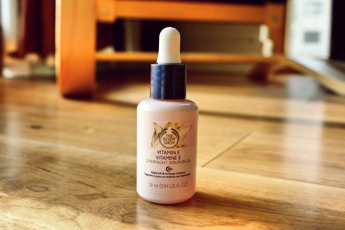 The Body Shop Vitamin E Oil