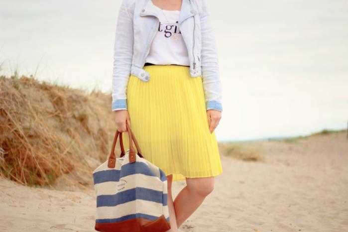 Mango Striped Jute Blend Bag_Fotor