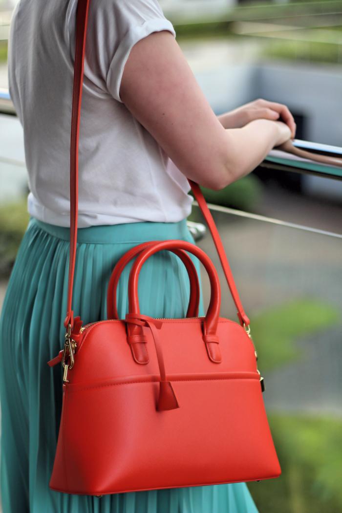 Zara Mini City Bag 2014