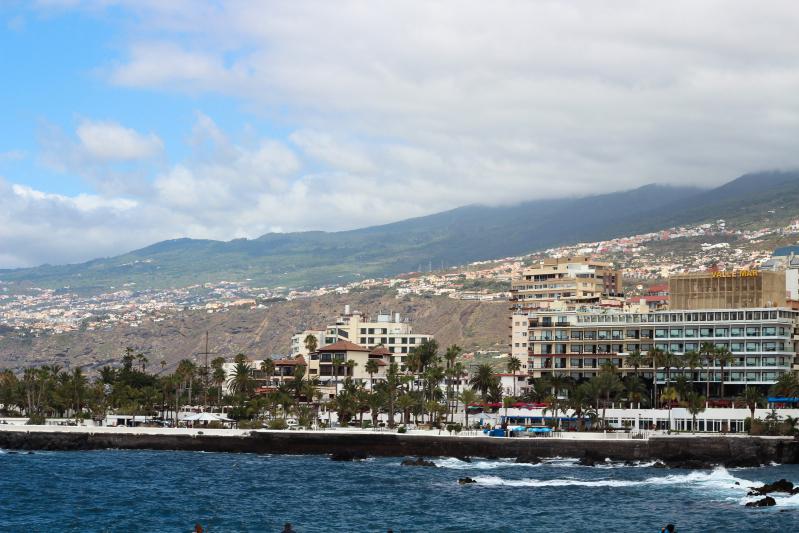Puerto de la Cruz, Tenerife