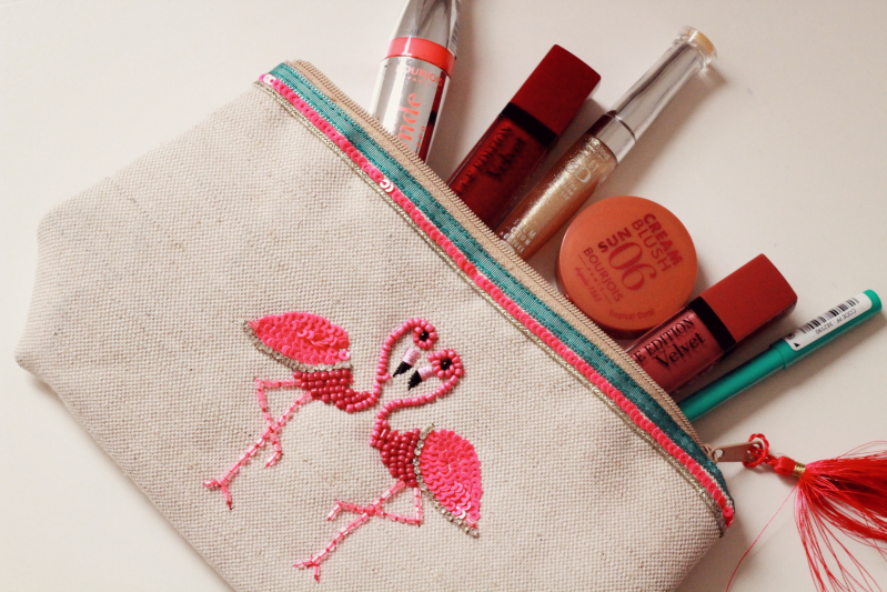New Bourjois Flamingo Bag
