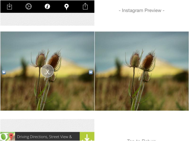 Squaredy Photo Editing App
