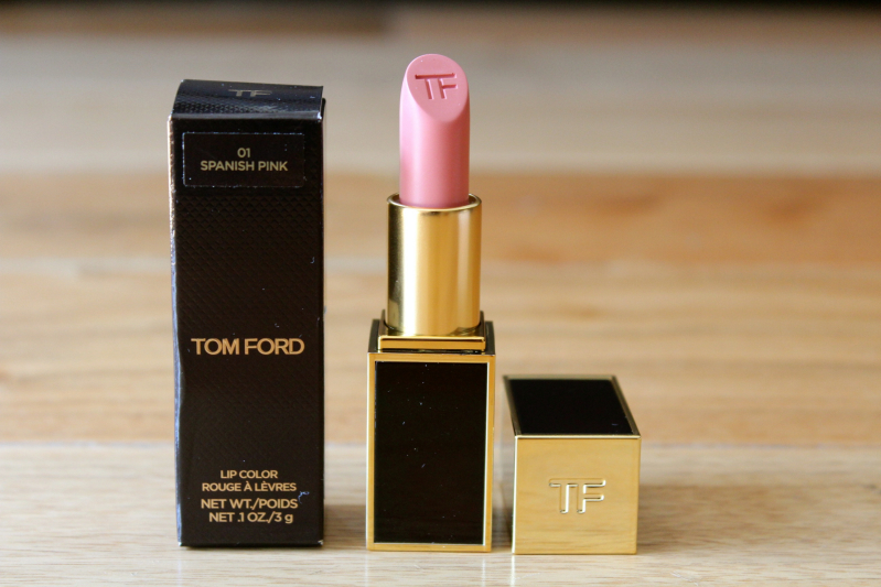 Tom Ford Spanish Pink review