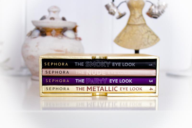 Sephora Four Eye Look Books  (1 of 1)