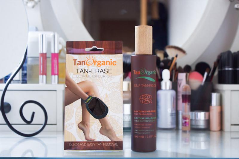 Tan Organic Fake Tan