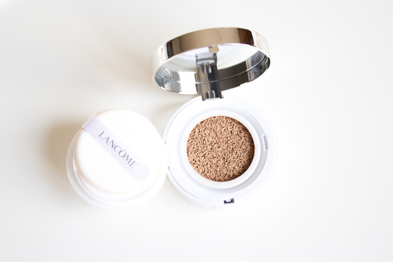 Lancome Miracle Cushion Foundation Shade 4 Review