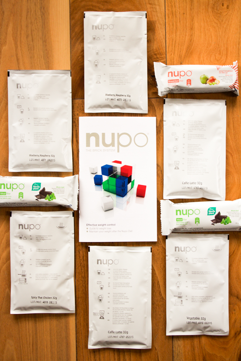 Two Days on the Nupo Diet System Review