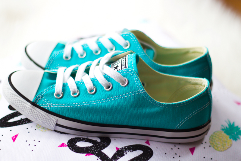 Converse Chuck Taylor in mint