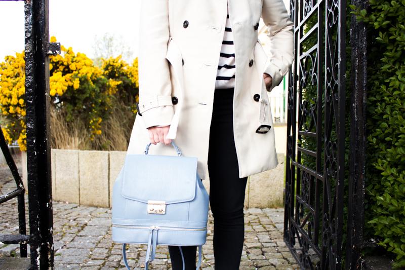 Zara Lady Like Backpack