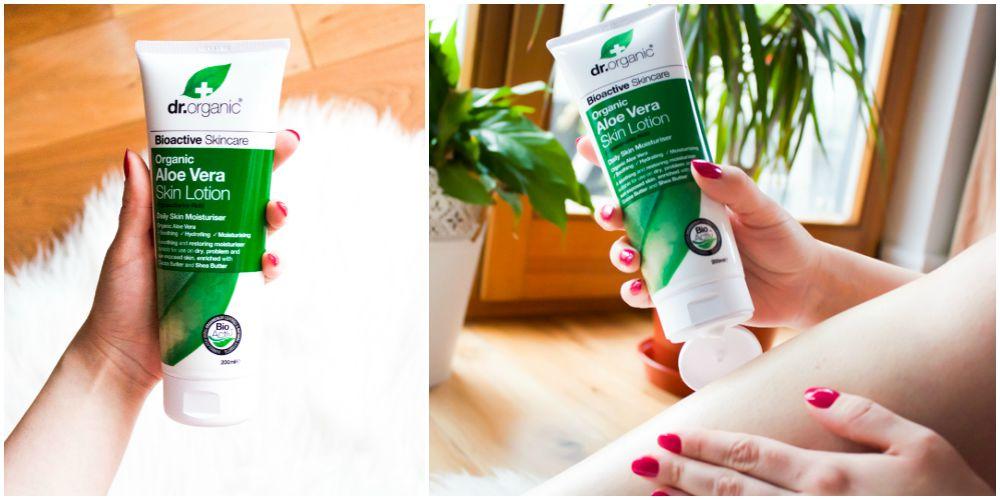 Dr Organic Aloe Vera Skin Lotion