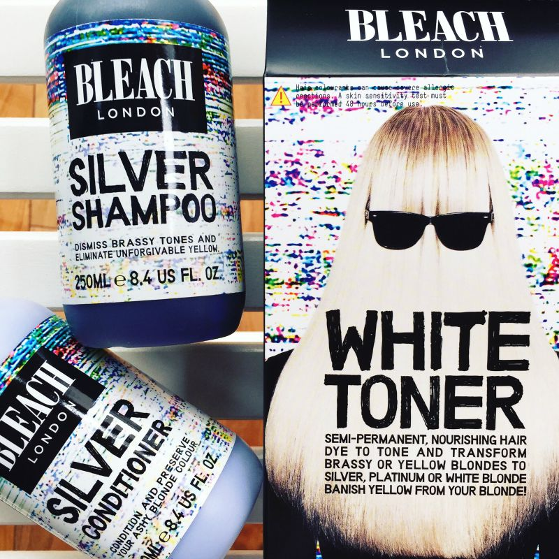 Bleach London Haircare in Boots