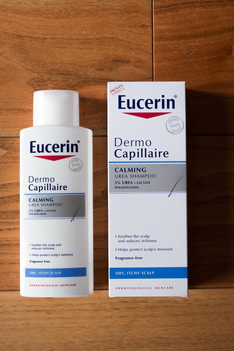 Eucerin Dermo Capillaire Calming Urea Shampoo Review