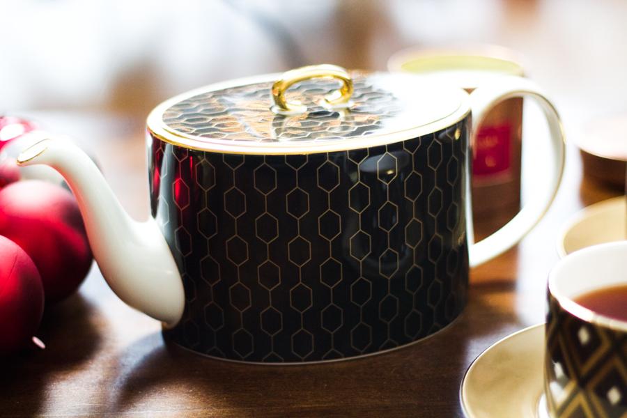 Wedgwood Arris Tea Pot