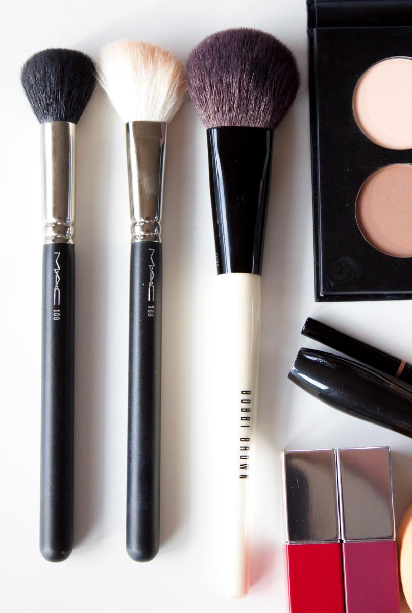 Favorite Makeup Brushes