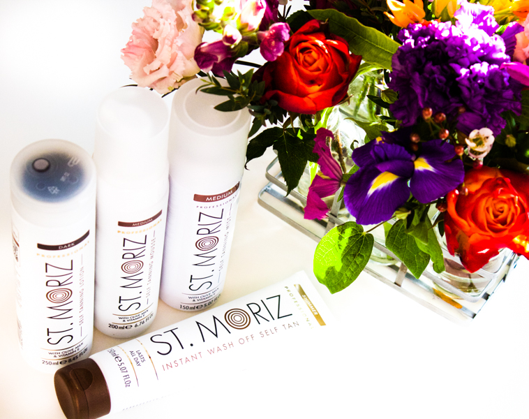 St Moriz Hydrating Fake Tan
