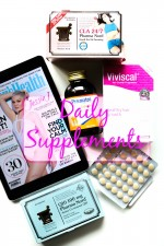 Getting Back in Shape: Daily Food Supplements