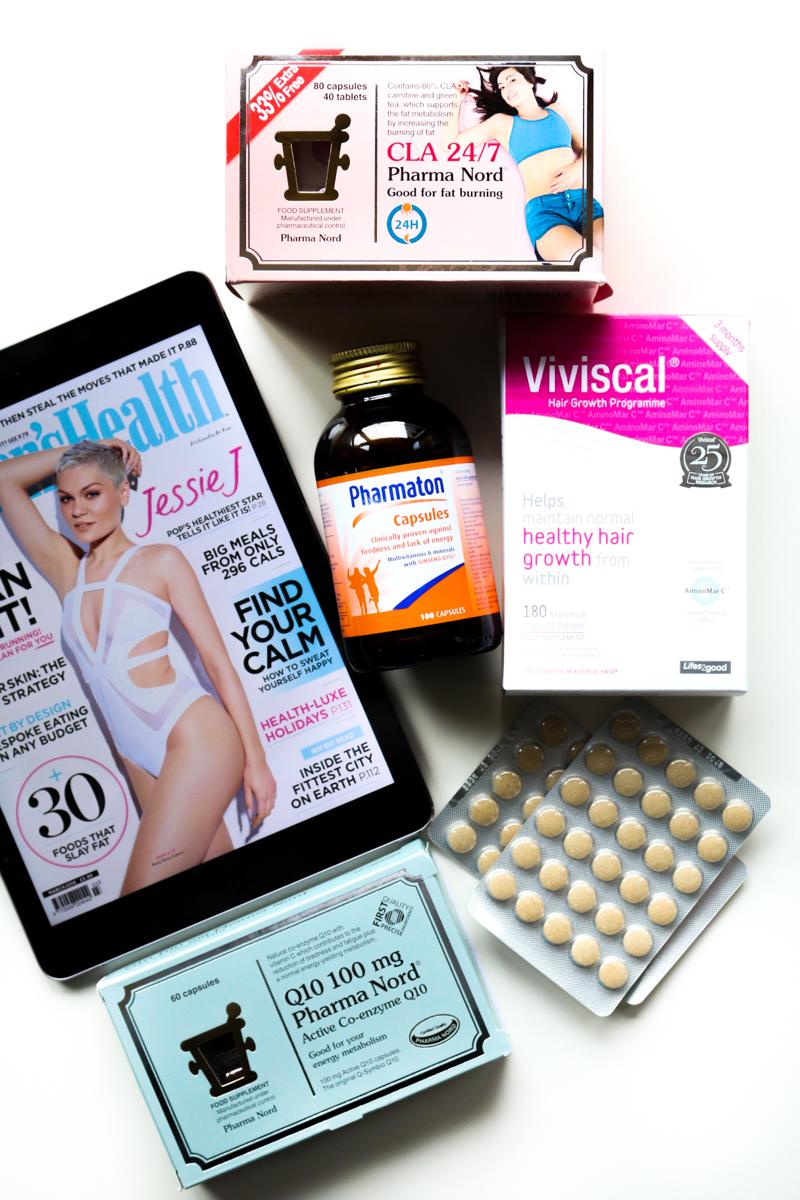 Post Pregnancy Supplements