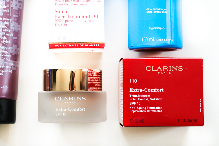 Clarins Extra Comfort 110 Honey Review