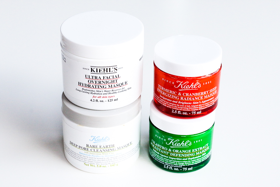 Tried and Tested | Kiehls Face Masks Review