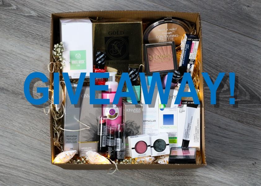 GIVEAWAY! Win a Luxury Beauty Hamper! *CLOSED*