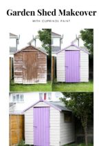 Garden Shed Makeover Hack | Before and After DIY