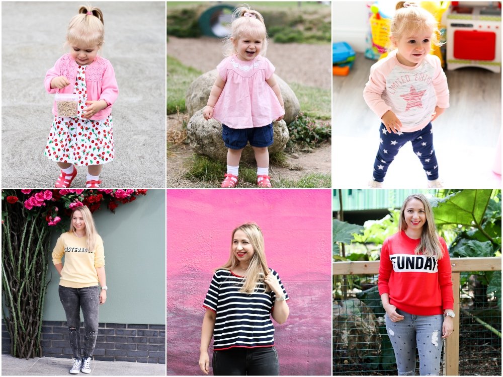 What I Wore This Week | Mommy and Toddler