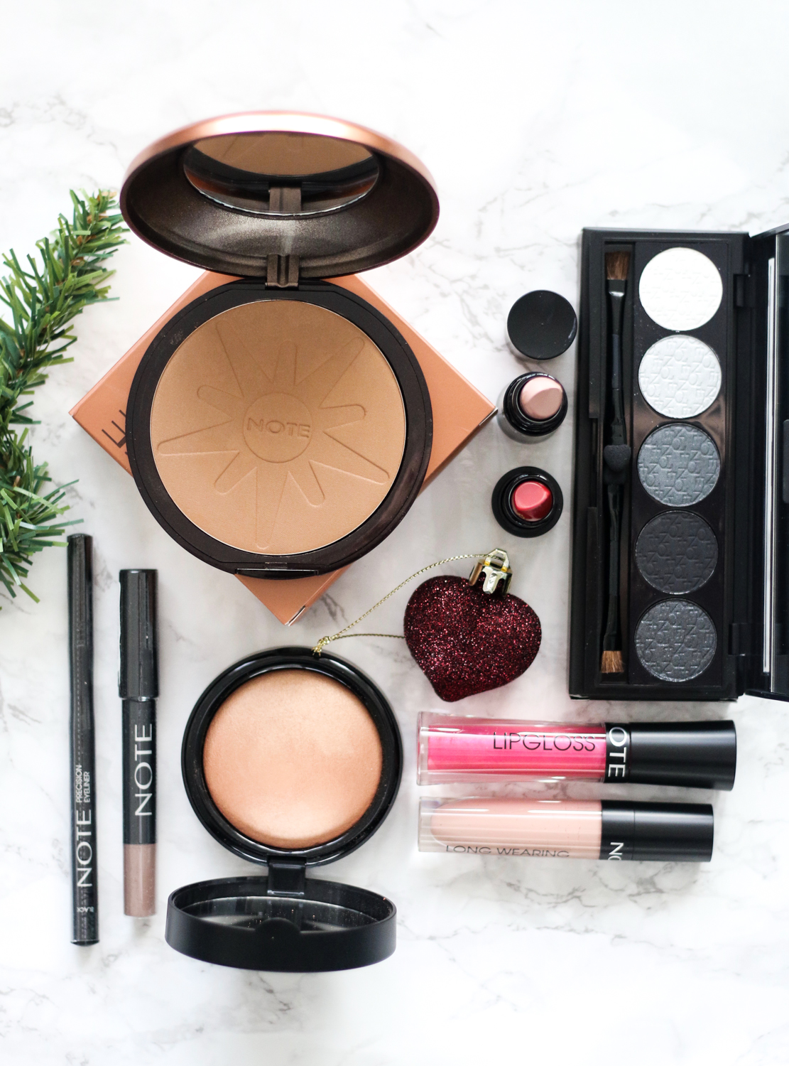 Win A Note Cosmetics Goodie Bag worth over €100 | Christmas Competition #1 CLOSED