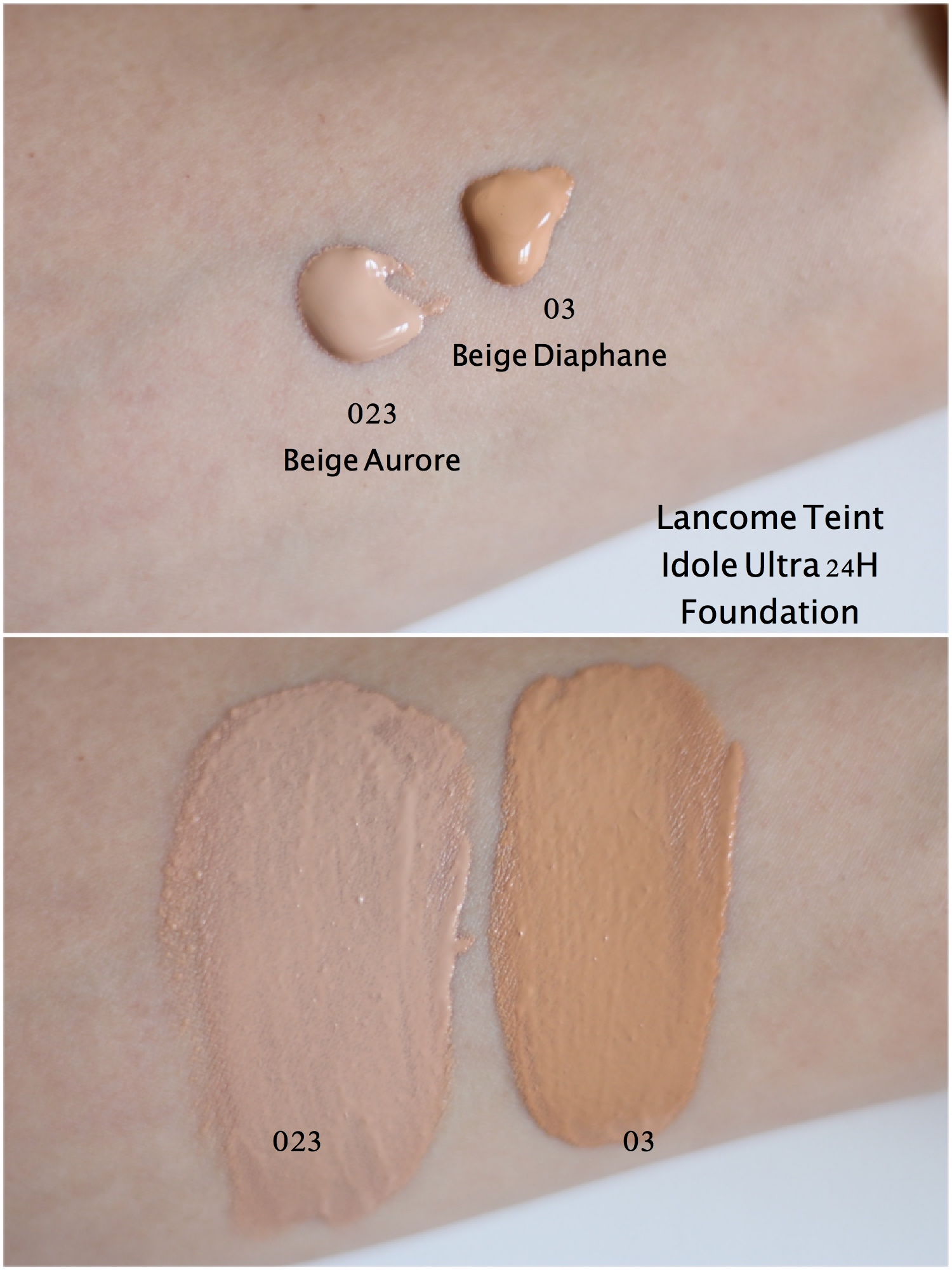 Lancome Teint Idole Ultra Wear 24H Foundation Review
