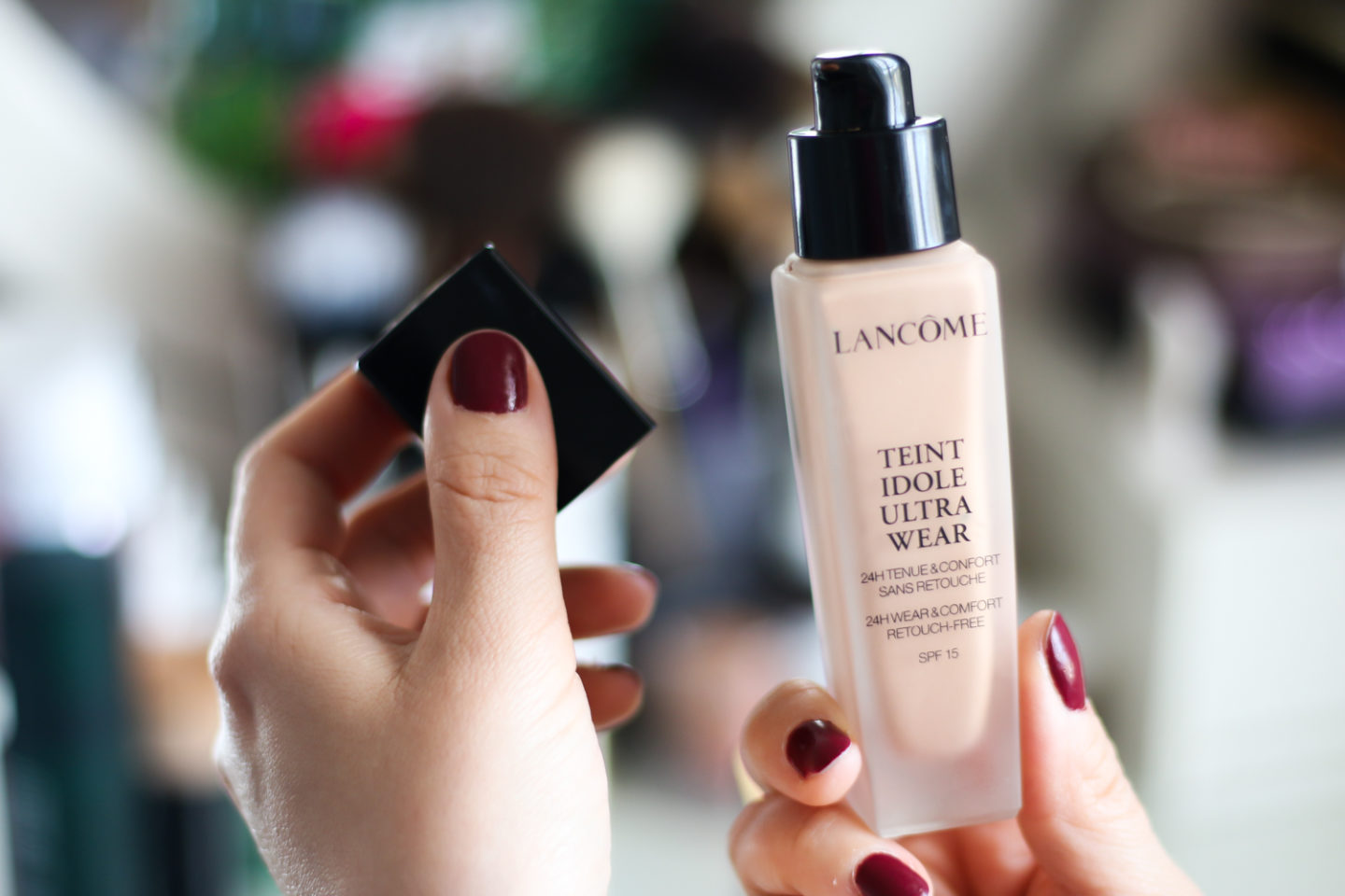 Lancome Teint Idole Ultra Wear 24H Foundation Review | Foundation Files