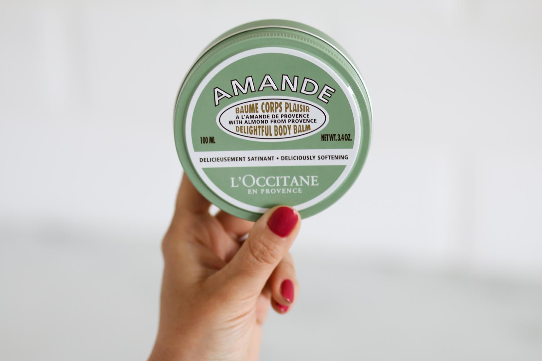 L'Occitane Amande Delightful Body Balm review