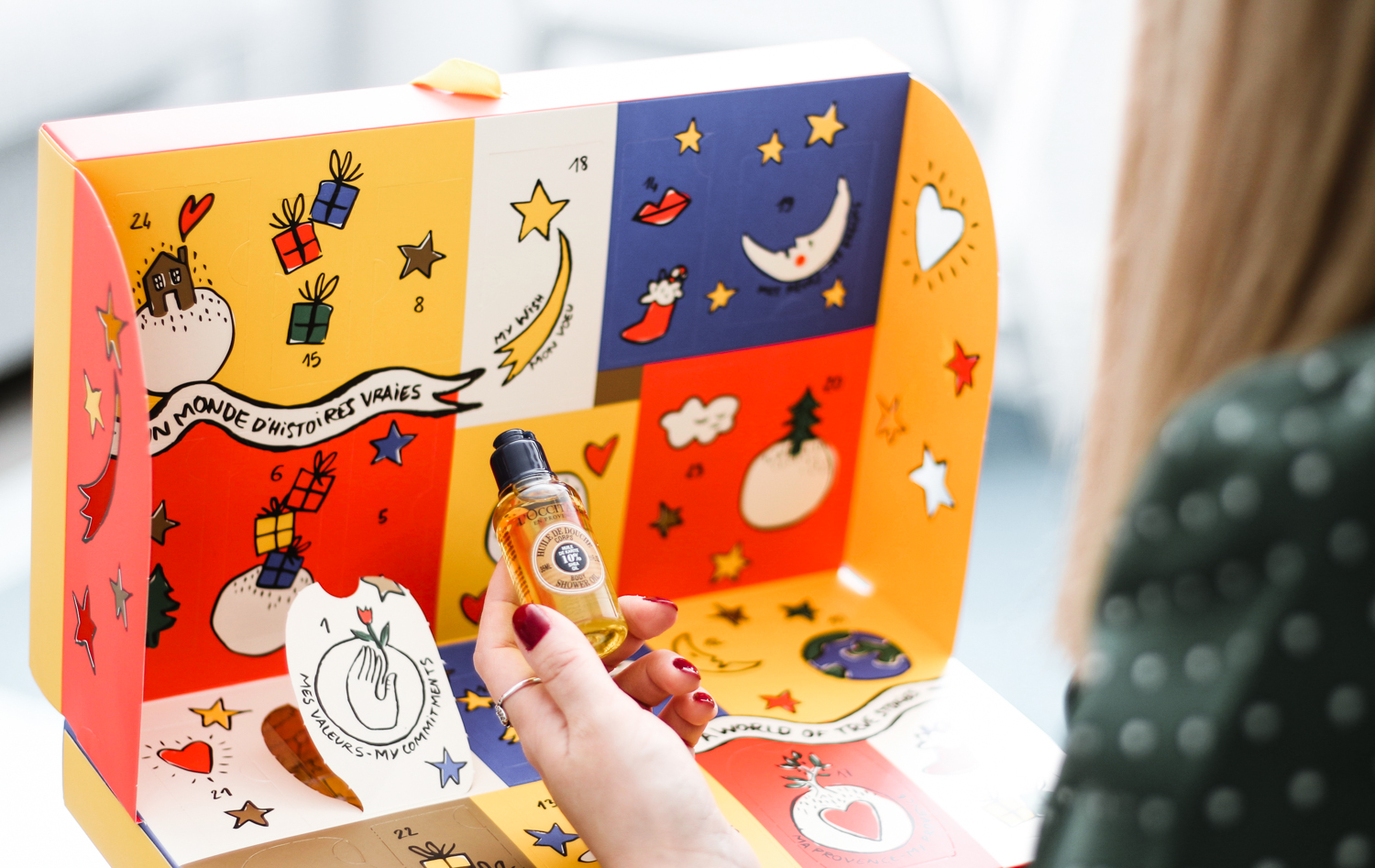 L'Occitane Classic Advent Calendar 2018