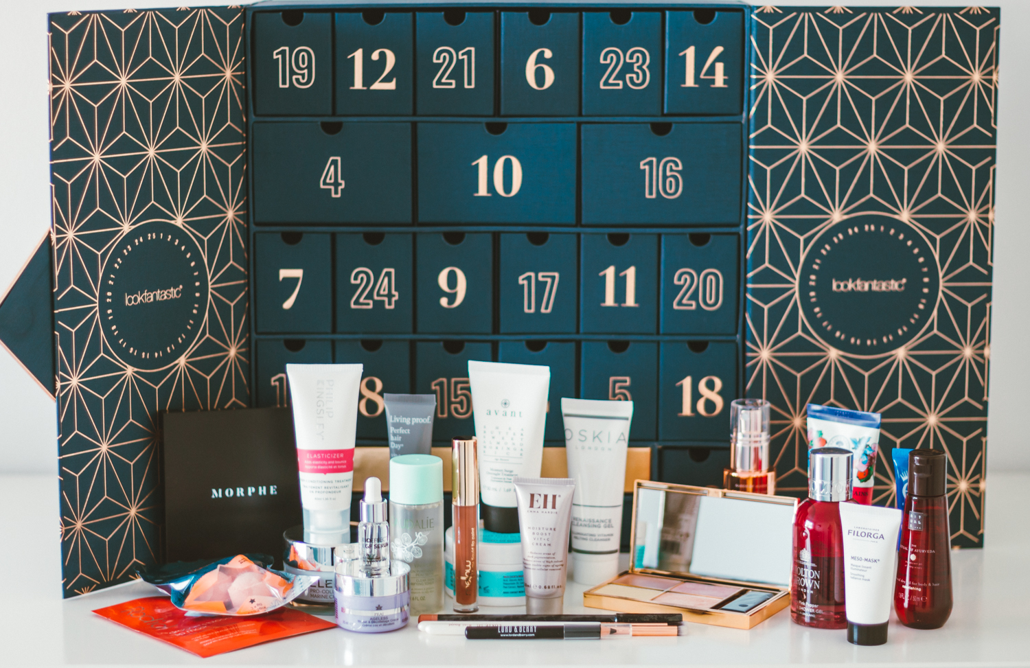 LookFantastic Advent Calendar 2019