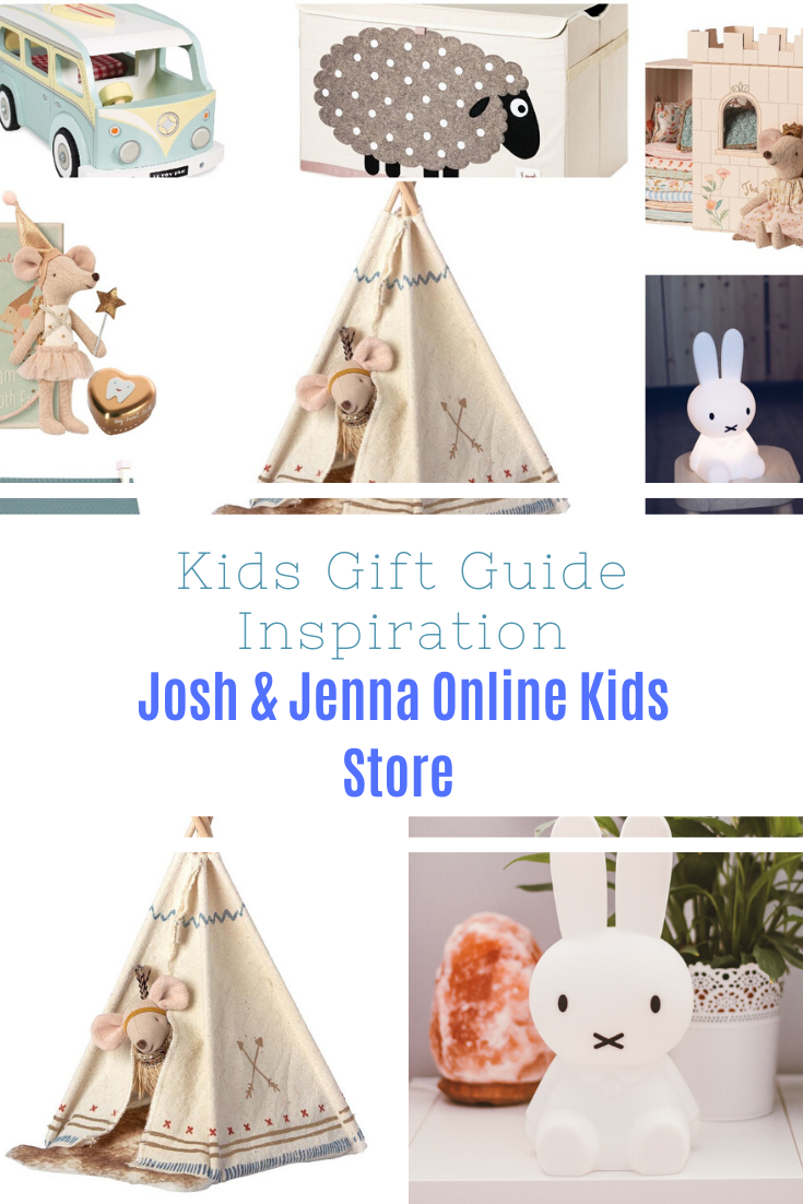 josh and jenna online kids store