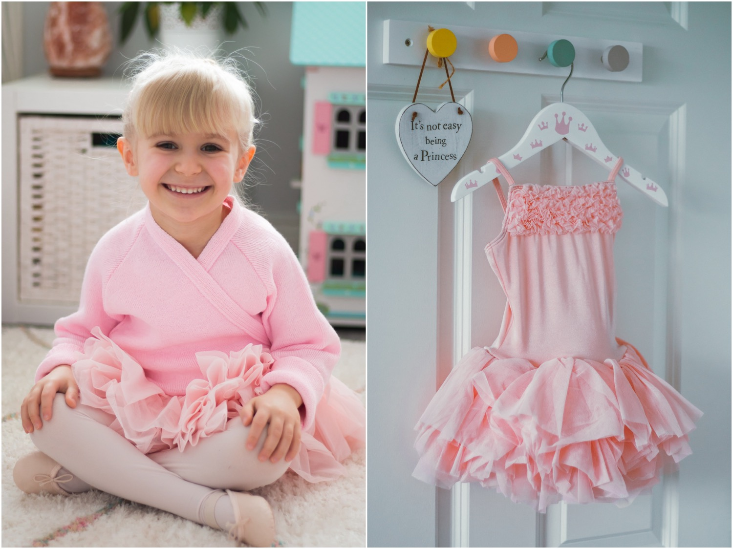 Kids First Ballet Class: What to Wear Tips with the Ballerina Store