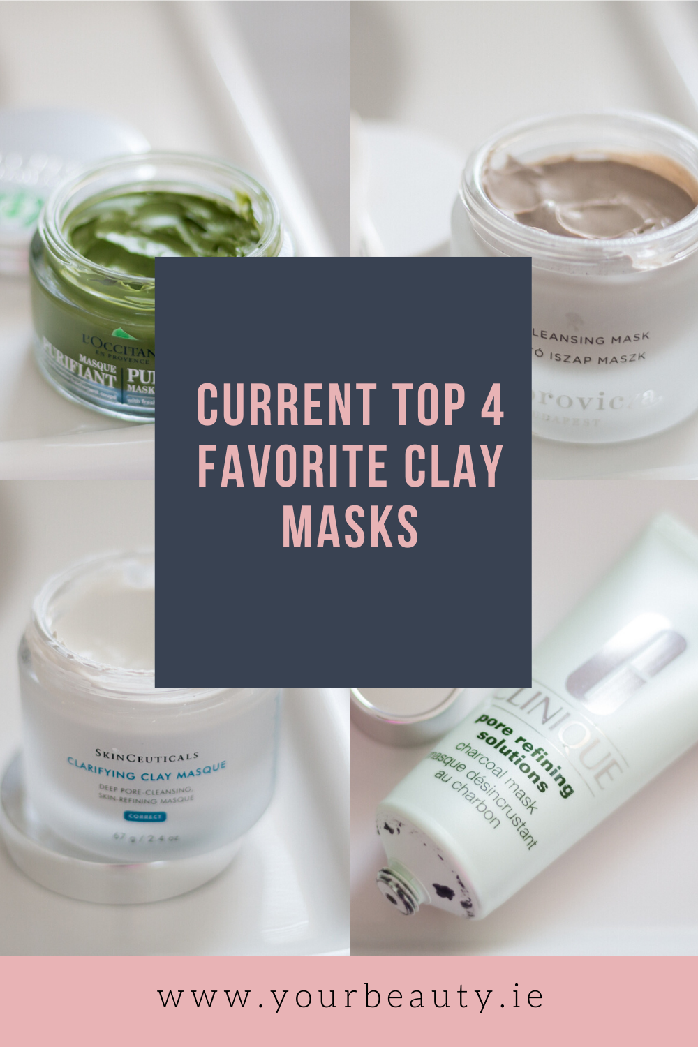 favorite clay masks