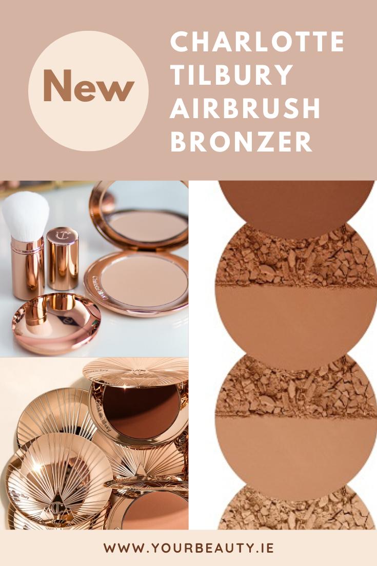 New Charlotte Tilbury Airbrush Bronzer