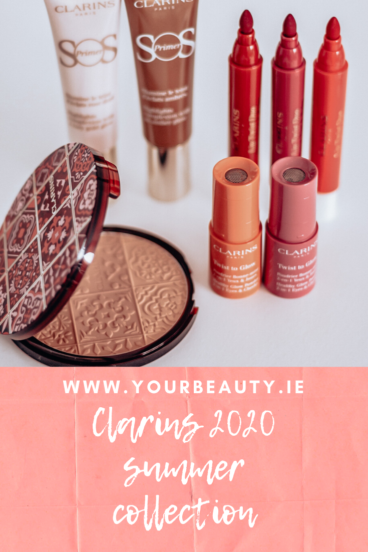 Clarins Summer 2020 Collection