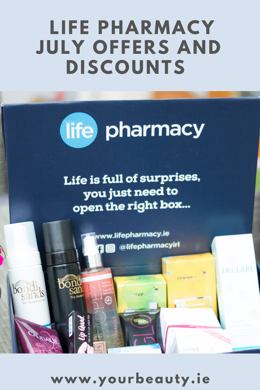 Life Pharmacy July Offers