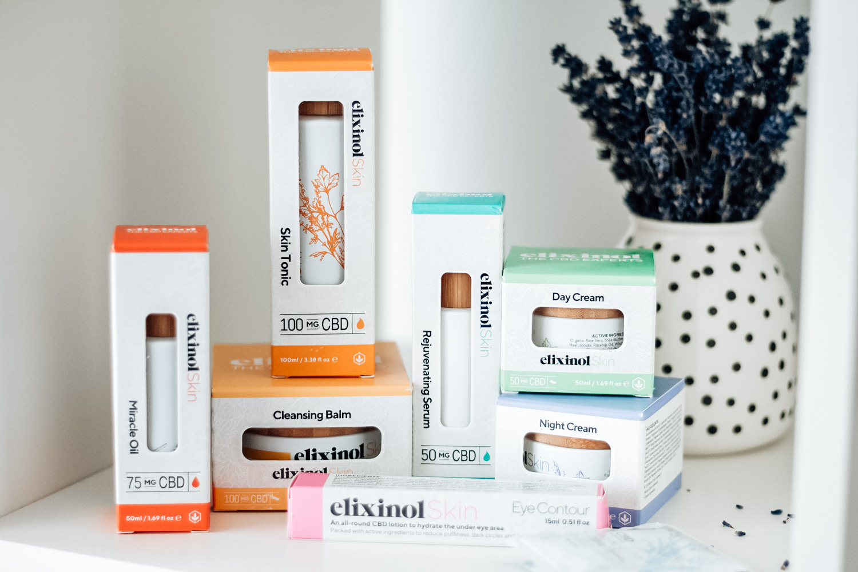Elixinol Skin
