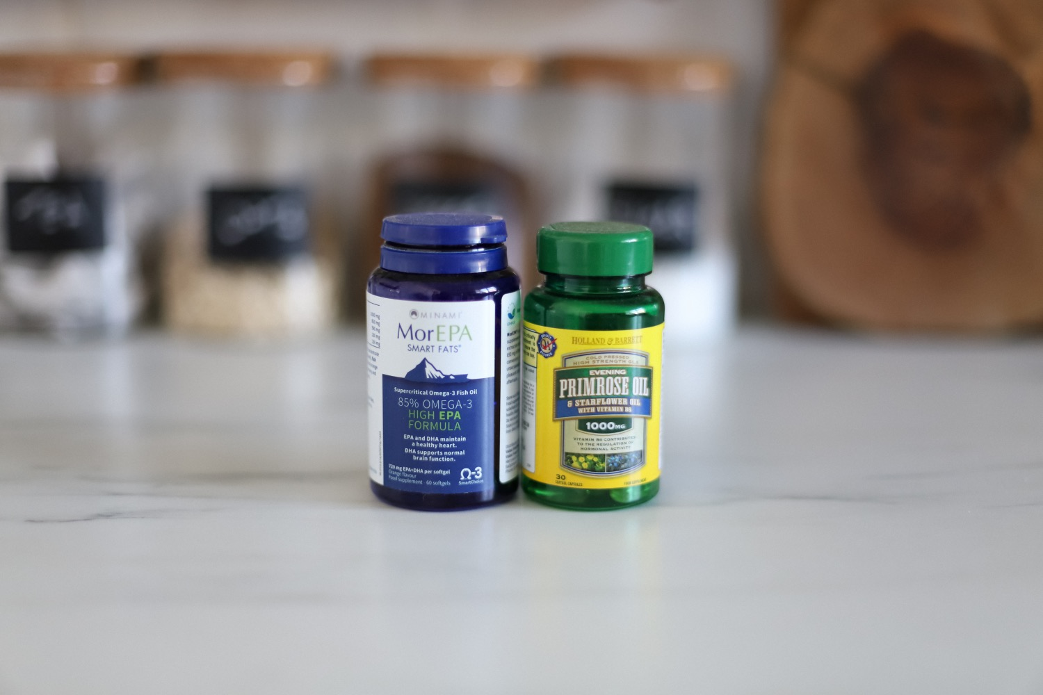 8 SUPPLEMENTS I TAKE EVERY DAY